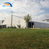 LP Outdoor high quality temporary structure heat isolation storage tent for warehouse collection