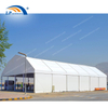 20x30m polygon marquee temporary fabric building for storage trade show