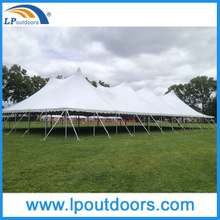 60X120 Ft Cheap Steel Pole Tent for Wedding