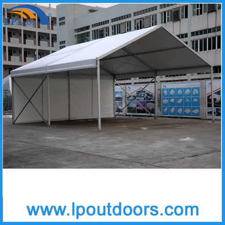9m 30' Outdoor Clear Span White PVC Marquee Tent For Event