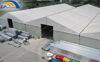 Do You Know About Flexible Dismantled And Reusable Industrial Warehouse Tent