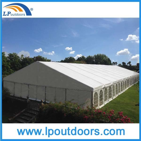 25m Clear Span Large Industrial Event Tent for Hire from