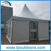 6X6m Wood Floor Gazebo Tent For Sports Events