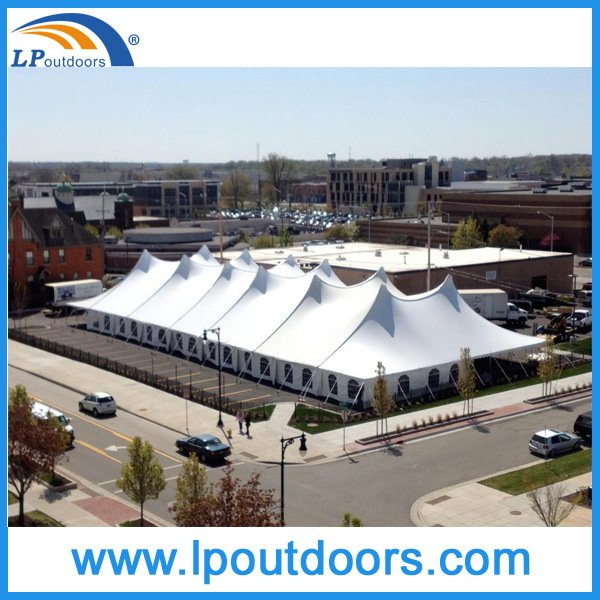 2017 Steel Frame Party Wedding Marquee Tent