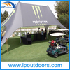 Double Pole High Peak Star Shade Tent for Events