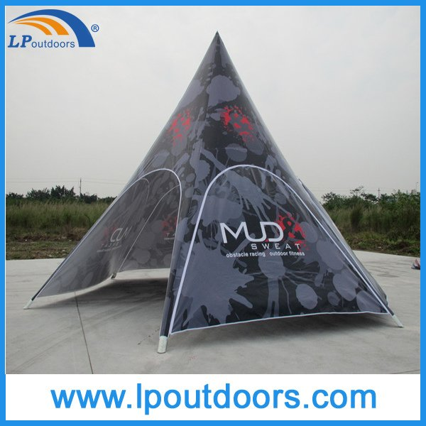 Custom Printing Trade Show Tent Advertising Display Star Tent