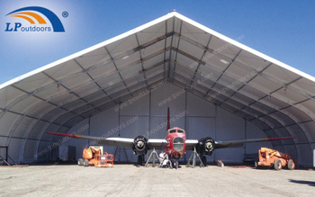 What Kinds Of Multi-Functional Customized Aircraft Hangar Tent Is Hot Selling