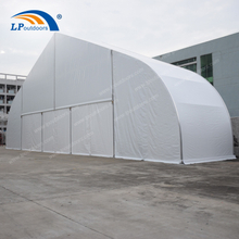 Outdoor Waterproof Durable Multi Functional Curved Tennis Court Tent