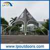 Dia 8m Outdoor Star Shade Star Tent for Event