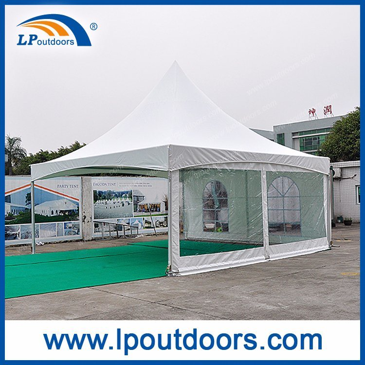 5X5m Aluminum High Peak Tent Spring Top Marquee for Event
