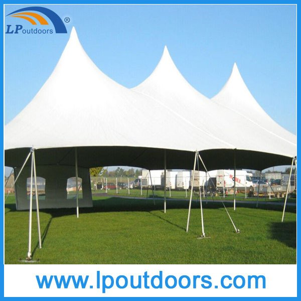 2015 New Style Cheap Steel Pole Marquee Party Tent