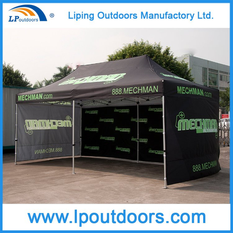 3X6m Trade Show Aluminum Advertising Promotion Canopy Tent