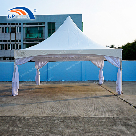 20X20'6X6m High Peak Party Marquee Tent for Wedding Or Other Events