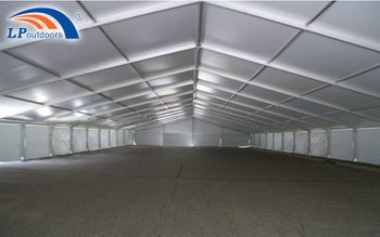 High-quality Warehouse Tents Provide The Highest Protection Against Weather Conditions